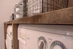 Wasmachineverhoger   Eigen Huis & Tuin