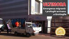 Emergenza profughi: Grottaglie accoglie i migranti. Allestito il palazzetto S.Elia