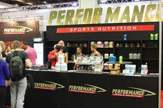 Performance Nutrition FIBO 2016