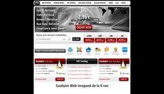 Oferim gazduire web de calitate si nelimitata la doar 2.96€/ pe luna. http://director.moreyou.ro/gazduire-web/
