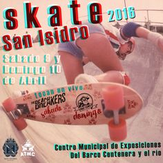 Skate San Isidro 2016