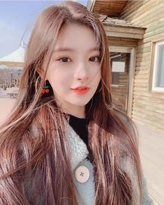 Cre code polarr: on ig Cute Korean Girl, Asian Girl, Kpop Girl Groups, Kpop Girls, K Pop, Girls Makeup, Cute Faces, Ulzzang Girl, Aesthetic Pictures