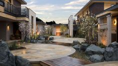 Bardessono -- a LEED Platinum Certified boutique hotel in Napa Valley with intimate spa suites and eco-friendly luxury.
