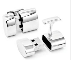 Wi-Fi Routing Cuff-links!  Hot-cha-cha!  That's sexy.