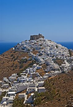 Astypalea is a Greek island with 1,238 residents. It belongs to the Dodecanese, an island group of twelve major islands in the southeastern Aegean Sea. The Island is 18 km. long, 13 km. wide at the most, and covers an area of 99 km2. The capital and the previous main harbour of the island is Astypalea or Hora, as it is called by the locals. In Greek mythology, Astypalaia was a woman abducted by Poseidon in the form of a winged fish-tailed leopard. The island was colonized by Megara, and the…