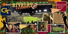 Friendly Rivalry My life in photobook 9. by Tinci Designs http://scraporchard.com/market/My-li…tobook-9..html Play the Game by Chelle's Creations http://scraporchard.com/market/Play-…Scrapbook.html Font: LB Chunky Style Medium, Love Ya Like a Sister
