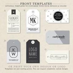 Estas etiquetas de ropa personalizadas o etiquetas de productos son  perfectos para etsy vendedores 4fba62200e5d8