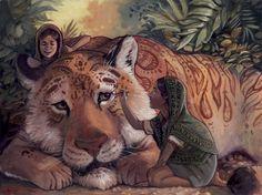 Stripes for Tiger by https://camelid.deviantart.com on @DeviantArt