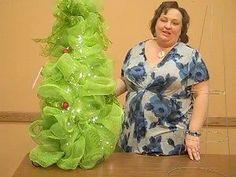 How-to: Make a Geo Mesh (Christmas) Tree