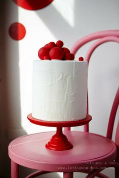 Little Big Company | The Blog: A Red SpottyThemed Birthday party by Lettuce & Co - Style, Eat, Play