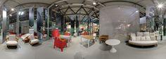 Vista 6 del tour di Driade ( View 6 of Driadei dynamic tour ) http://www.idfdesign.it/aziende/driade-spa.htm [ #Driade #design #designfurniture #showroom ]