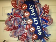 4th of July--- find more at Chelsea's creations on Facebook
