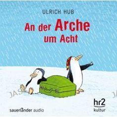 Hörbuch: An Der Arche Um Acht Von Ulrich Hub, Audiobooki w języku niemieckim <JASK>