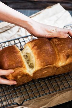 Hokkaido Milk Bread - This Japanese milk bread is the softest, lightest and fluffiest bread ever. Easily convert your regular bread recipe and you will never look back. I guarantee.