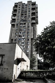 Housing complex, Albisoara, Chisinau, Moldova