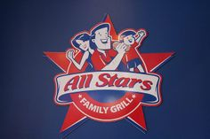 All Stars #Family #Grill To http://houston.kidsoutandabout.com/