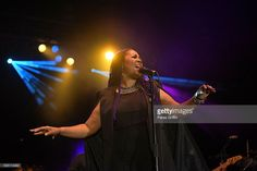Recording artist Lalah Hathaway performs onstage at ATL Soul Life Music Fest at Wolf Creek Amphitheater on May 28, 2016 in Atlanta, Georgia.
