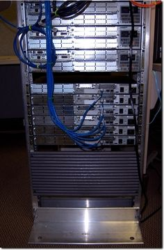 The Ultimate in Cisco #Networking #Technology, This Lab does Everything! Too Many Features to List!  13 Perfect Condition Routers that run Everything From VPN to CME to IPV6 to MPLS and more 36 Serial WAN Ports from 64Kbps to 8Mbps 6 Immaculate Ethernet Switches that cover All aspects of Spanning Tree including