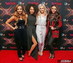 Little Mix on X Factor UK 2013