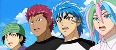 Toriko - Coco, Zebra, Toriko and Sani Marvel Fan, Marvel Heroes, Marvel Avengers, Anime Dvd, Anime Guys, Me Me Me Anime, Manga Mania, Best Love Stories, Anime Child