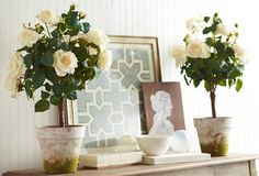 Winward Designs on OneKingsLane.com  Has anyone seen this product, I am so leery of fake flowers.