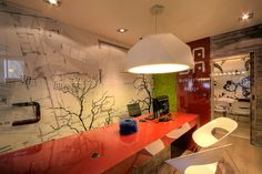 Eclectic Design Showroom For Dada Architecture (6)