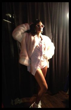 http://media.vogue.com/files/Rihanna kicked off her 777 Tour (7 shows in 7 countries in 7 Days) in Mexico City Wednesday night. As she travels the globe at lightning speed, her stylist Mel Ottenberg breaks down her onstage looks exclusively for Vogue.com. Well be updating this list