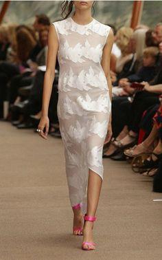 Carla Zampatti Look 18 on Moda Operandi $950 RESORT 2016