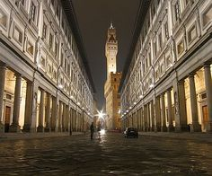 The Uffizi Gallery is a museum in Florence, Italy. It is one of the oldest and most famous art museums of the Western world.