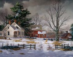 Artist Fred Swan....Welcome To The Home For The Best in Vermont Art