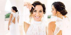 Brautmode Rosa Clara Bräute 2022 aufgepasst! Hier findest Du dein perfektes Brautkleid! Ob für die Sommerbraut oder Winterbraut, ob schlicht oder edel, ob im Vintage oder Prinzessinnen Stil, ob für das Standesamt oder die Kirche, ob kurz oder lang. Lass Dich von diesen zeitlos eleganten Looks verzaubern! Klicke hier um noch mehr über Deine Traumhhochzeit zu erfahren! Foto: Heike Moellers Photography #Brautkleid #WhiteWeddingMag Girls Dresses, Flower Girl Dresses, Elegant, Wedding Dresses, Vintage, Fashion, Rosa Clara, Couture Dresses, Perfect Wedding Dress