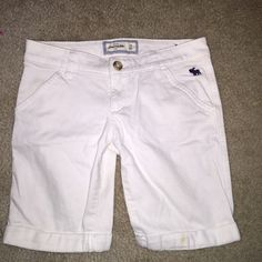 A&F Bermuda shorts A&F kids Abercrombie & Fitch Shorts Bermudas