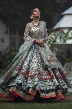 New Wedding Indian Dress Bridal Lehenga Anarkali Ideas
