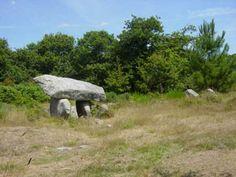 Site mégalithique de Quélarn - Plobannalec-Lesconil (29) - France