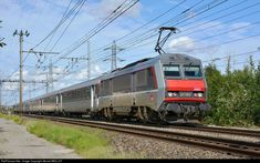 RailPictures.Net Photo: BB 26160 SNCF Alstom-MTE BB 26000 at Montauban (Tarn et Garonne), France by Gerard MEILLEY