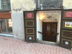 I'm at Õllepood nr. 1 Gambrinus!