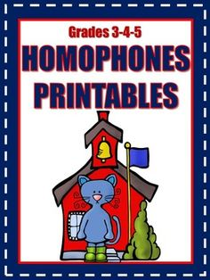 1000+ images about Homophones etc... on Pinterest | Synonyms and ...