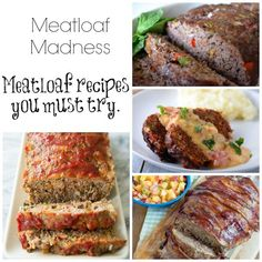 There are over 25 different ways to prepare meatloaf.   Try a new favorite today.  #meatloaf