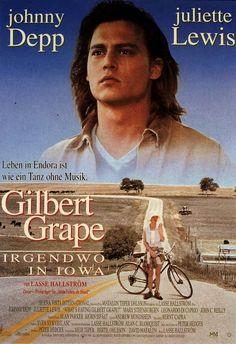 Poster zum Film: Gilbert Grape - Irgendwo in Iowa Johnny Depp ist einer der vielfältigsten Schauspieler.