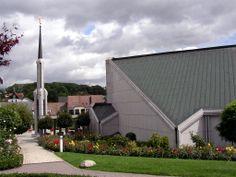 Frankfurt Germany Mormon Temple