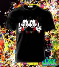 Playera o Camiseta Mcy Acid -Jinx
