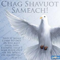 what is chag shavuot sameach