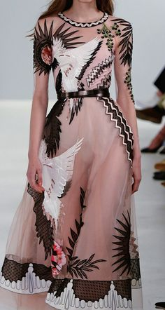 Close up: Temperley London Spring Summer 2019