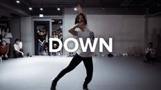 Down - Marian Hill / Lia Kim Choreography - YouTube
