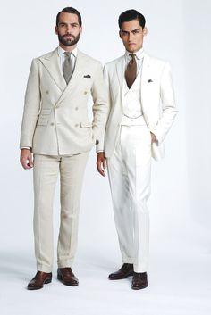 Ralph lauren men's rtw spring 2015 men's style mens fashion Men's Suits, Nice Suits, Ralph Lauren, Mens Tailored Suits, Rock Style Men, Linen Suit, Mens Fashion Suits, Men's Fashion, Winter Fashion