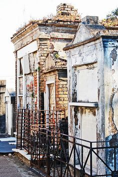 St. Louis Cemetery, New Orleans