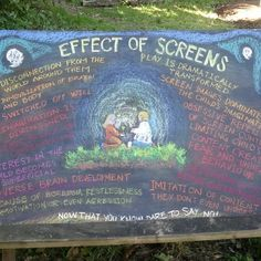 effects of screen time