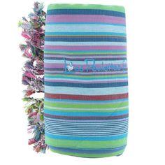 Mal etwas Anderes als Badehandtücher – Kikoy Tuch von LesPoulettes