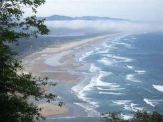 Oregon Coastline...