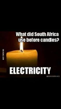 South African Jokes and Lightheartedness during Loadshedding! - SAPeople - Your Worldwide South African Community News South Africa, South African News, African Jokes, Africa Quotes, Xhosa, Out Of Africa, The Funny, Shed, Sayings